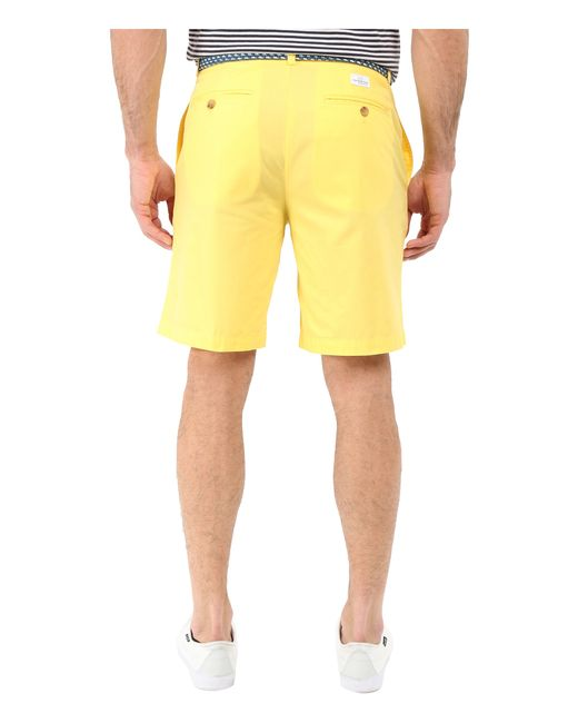 """Vineyard vines 9"""" Classic Summer Club Shorts in Yellow for ..."""