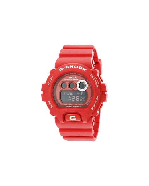 G-Shock | Red Gdx6900ht for Men | Lyst