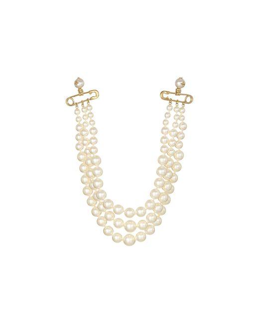 Vivienne Westwood | White Jordan Necklace | Lyst