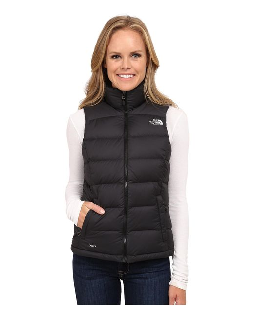 The North Face | Black Nuptse 2 Vest | Lyst
