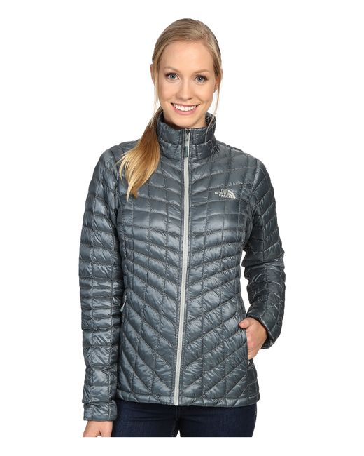 The North Face | Blue Thermoball(tm) Full Zip Jacket | Lyst