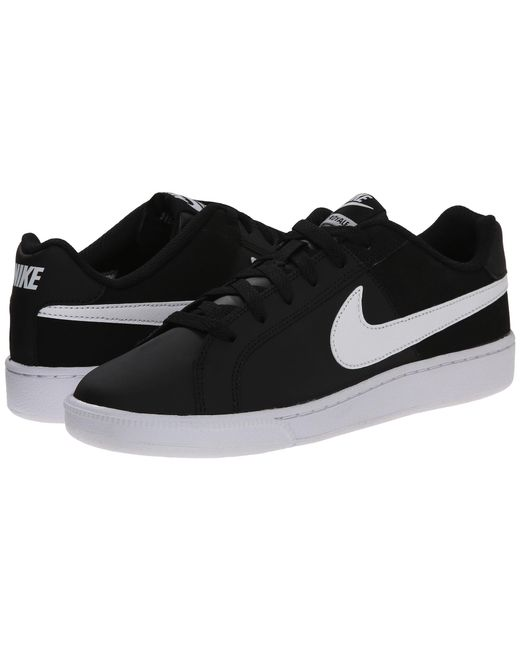 Nike | Black Court Royale | Lyst