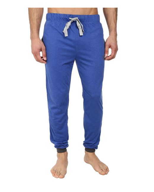 Kenneth Cole Reaction | Blue Jersey Pants for Men | Lyst