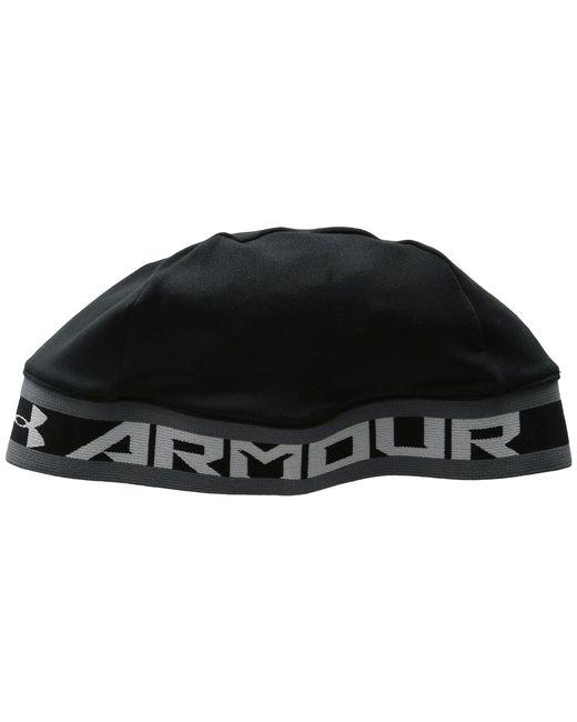 Under Armour   Black Ua Basic Skull Cap (youth) for Men   Lyst