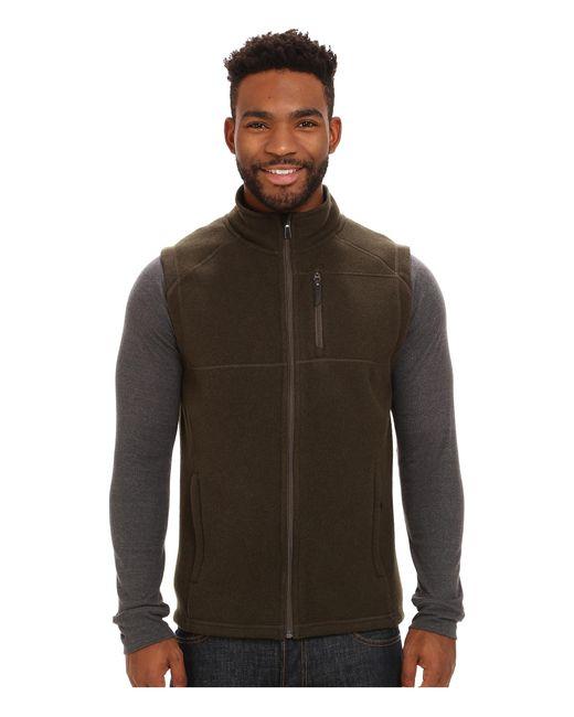 Smartwool | Green Echo Lake Vest for Men | Lyst