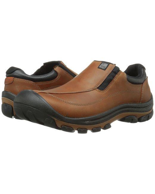 Keen | Brown Piedmont Slip-on for Men | Lyst