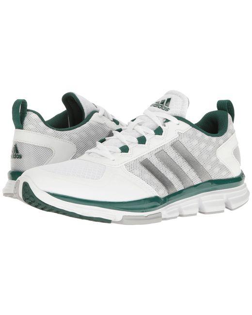 Adidas Originals | White Speed Trainer 2 | Lyst