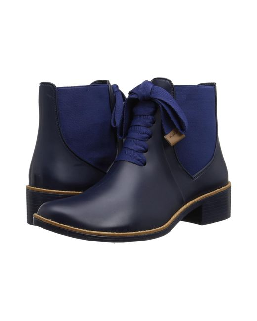 Bernardo | Blue Lacey Rain | Lyst