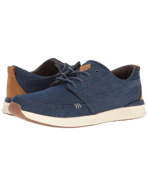 Reef | Blue Rover Low Tx for Men | Lyst