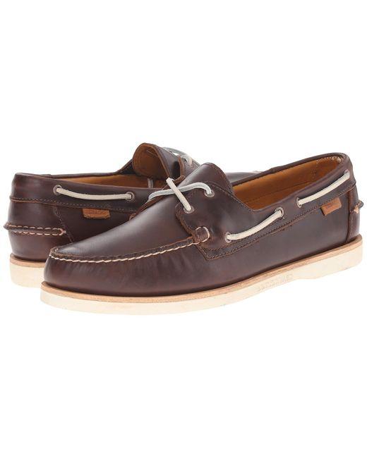 Sebago | Brown Crest Dockside for Men | Lyst