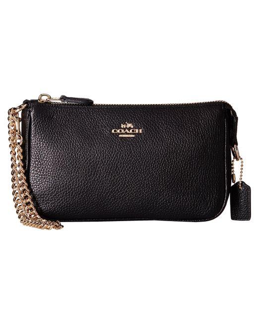 COACH   Black Nolita 19 Shoulder Bag    Lyst