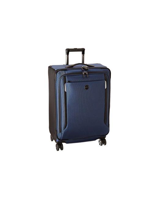 "Victorinox | Blue Werks Traveler 5.0 - Wt 24"" Dual Caster Expandable 8-wheel Upright | Lyst"