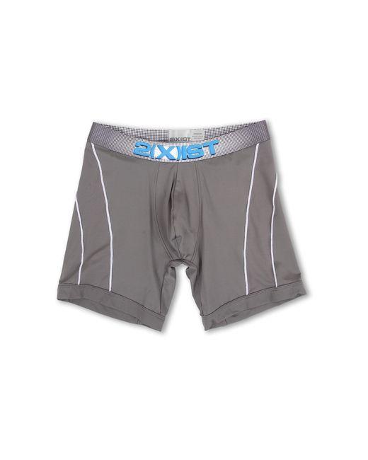 2xist | Gray Speed 2.0 Sport Boxer Brief for Men | Lyst