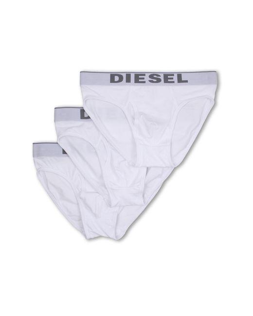 DIESEL | White Blade Underpants 3-pack Ntga for Men | Lyst