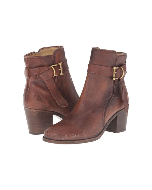 Frye | Brown Malorie Knotted Short | Lyst