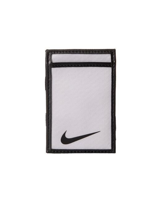Nike | Black Tech Essential Magic Wallet for Men | Lyst