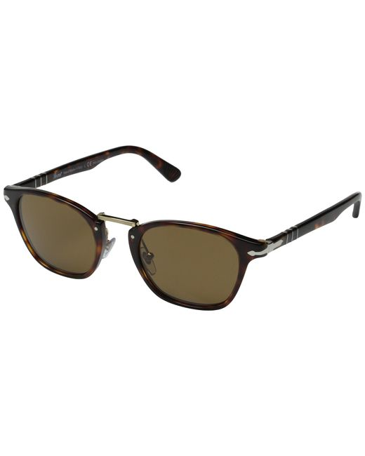 Persol | Brown Po3110s - Polarized | Lyst
