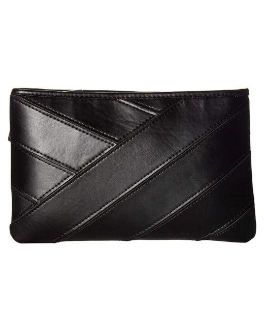 c6905ad577562 Calvin Klein - Pieced Belt Bag (black polished Nickel) Women s Belts ...