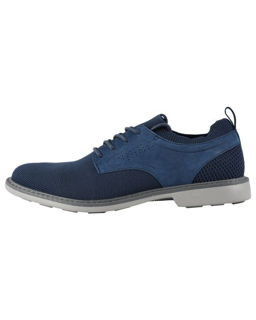 9a048b279b2 ... Mark Nason - Blue Westside (black) Men s Lace Up Casual Shoes for Men  ...