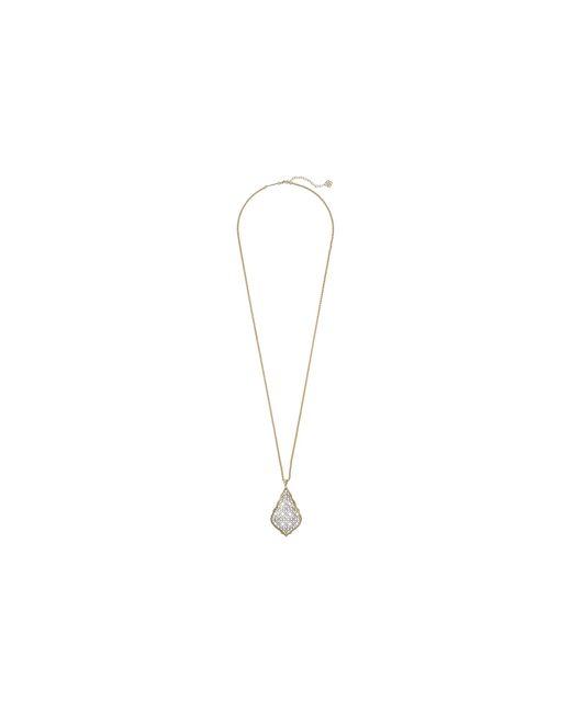 Kendra Scott | Metallic Aiden Necklace | Lyst