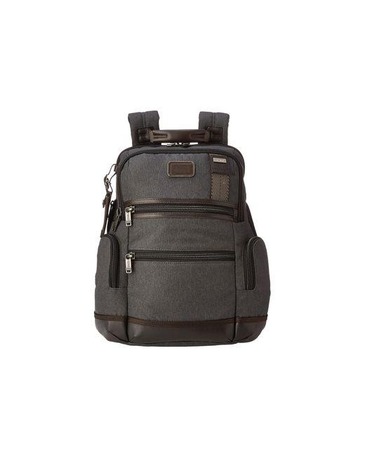 Tumi | Gray Alpha Bravo - Knox Backpack | Lyst