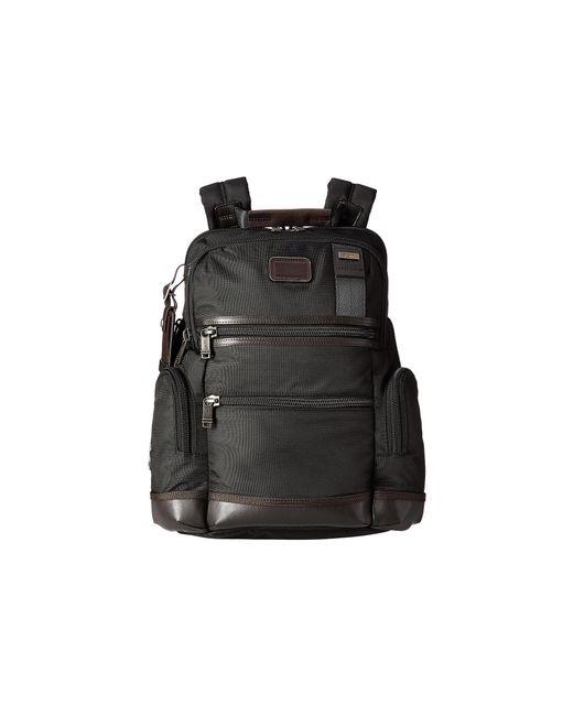 Tumi | Brown Alpha Bravo - Knox Backpack | Lyst