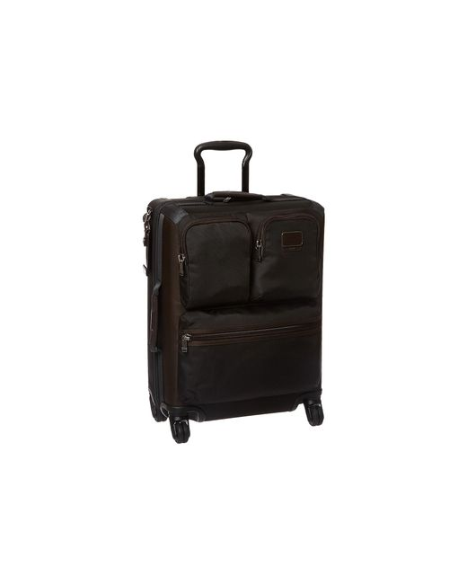 Tumi | Brown Alpha Bravo - Kirtland International Continental Carry-on | Lyst