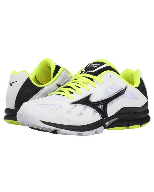Mizuno | White Players Trainer | Lyst