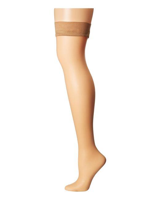 Falke | Natural Fonde De Poudre Stockings | Lyst