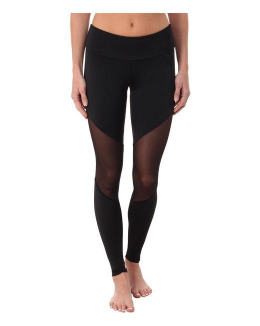Onzie | Black Track Leggings | Lyst