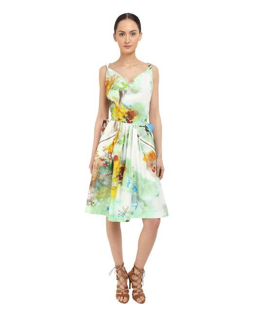 Vivienne Westwood | Multicolor Punk Monroe Dress | Lyst