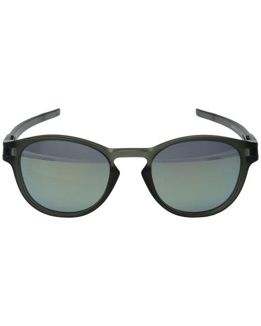 oakley green sunglasses 7ddy  Oakley  Green Latch for Men  Lyst