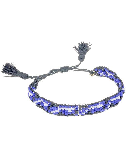 Scotch & Soda | Blue Summer Bracelet | Lyst
