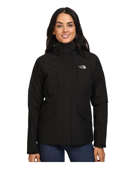 The North Face | Black Boundary Triclimate® Jacket | Lyst