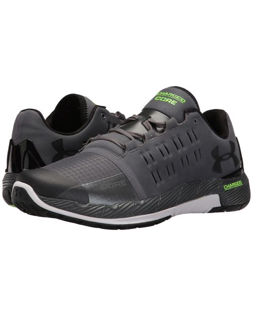 Under Armour | Black Ua Charged Core for Men | Lyst