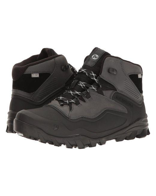 Merrell | Black Overlook 6 Ice+ Waterproof for Men | Lyst