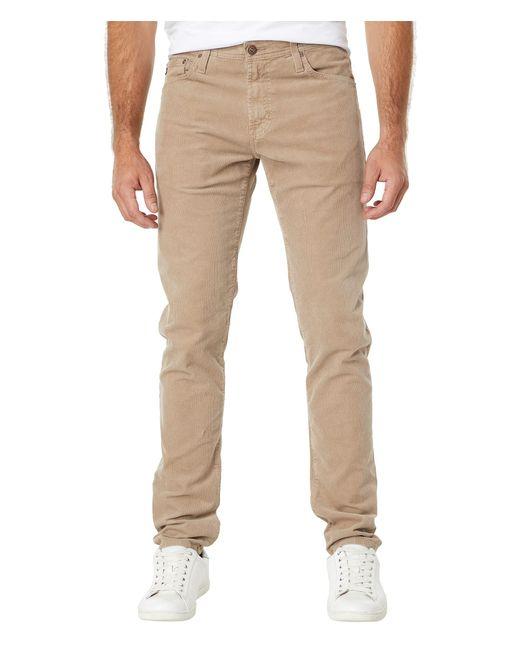 AG Jeans Natural Tellis In Silk Bamboo for men