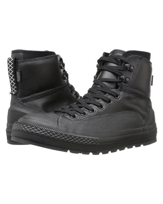 Converse Chuck Taylor 174 All Star 174 Tekoa Waterproof In Black