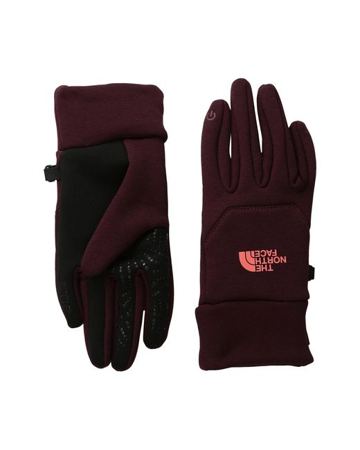 The North Face | Red Etip Hardface Gloves | Lyst
