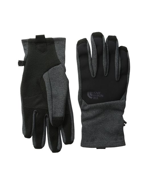 The North Face   Gray Canyonwall Etip Gloves   Lyst
