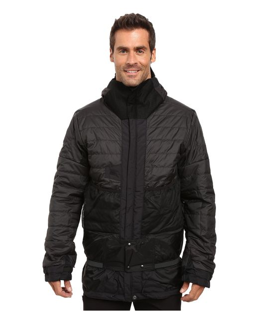 The North Face Sherman Insulated Jacket For Men Lyst