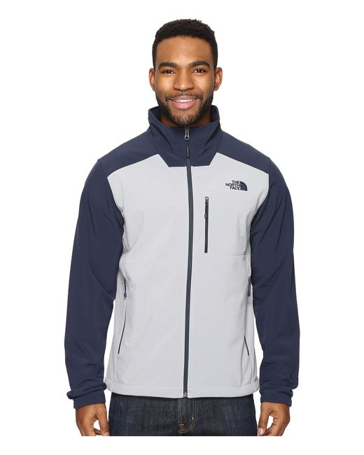 The North Face   Blue Apex Bionic 2 Jacket for Men   Lyst