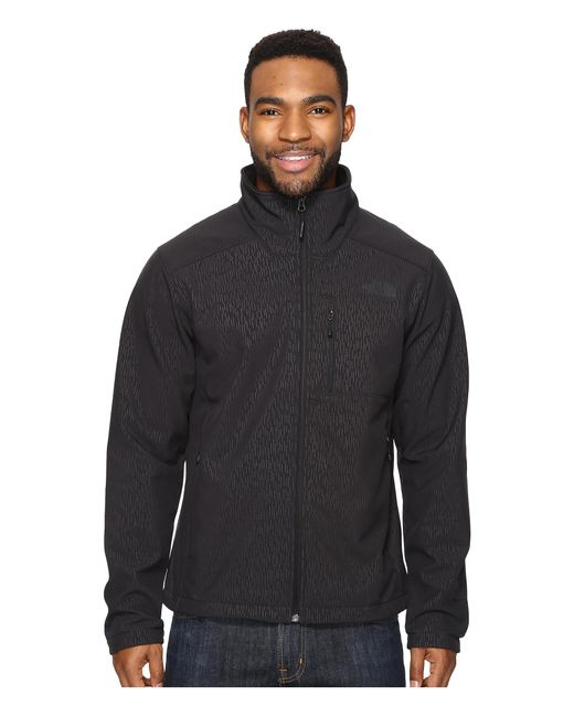 The North Face   Black Apex Bionic 2 Jacket for Men   Lyst