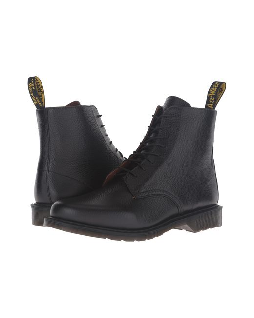 Dr. Martens | Black Eldritch 8-eye Boot for Men | Lyst