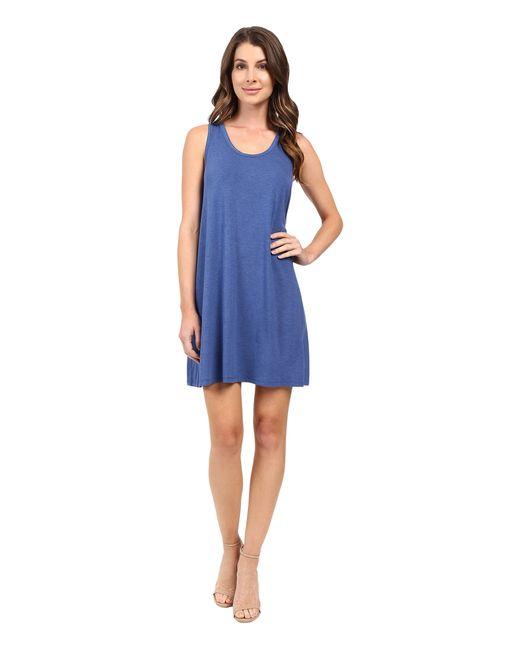 Susana Monaco | Blue Natalie Dress | Lyst