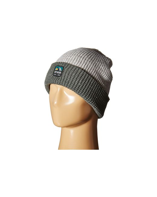 Neff | Gray Scout Beanie for Men | Lyst