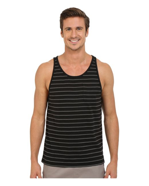 Shop our extensive selection of tank tops for men with generous scoop necklines or browse through our sleeveless muscle tees with rib-knit crewnecks. Select from the wide variety of colors in your choice of solids or striking patterns such as sharp stripes.
