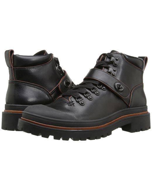 COACH | Black Cedar Hiker for Men | Lyst