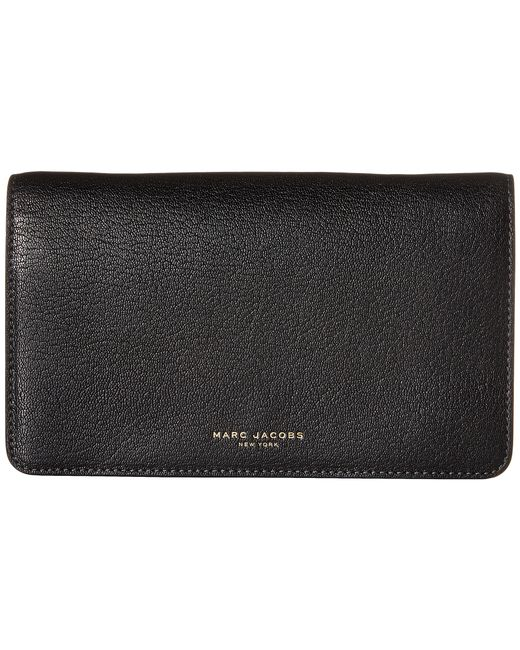 Marc Jacobs | Pink Perry Wallet On Chain | Lyst