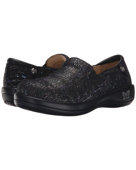 Alegria - Black Keli Professional (night Rosette) Women's Shoes - Lyst